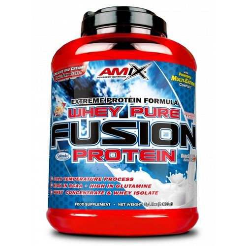 Proteinas - Whey Pure Fusion ® 2.3kg. Amix