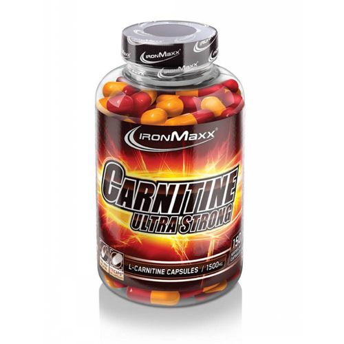Ironmaxx Carnitine Ultra Strong (150 Tricaps®)