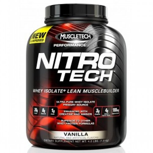 Nitro Tech Performance 4 Lb LIMITED EDITION