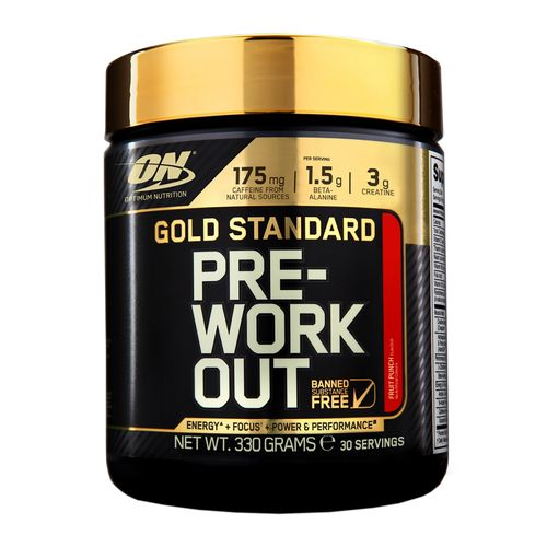 Vasodilatadores Optimum Nutrition Pre-Workout