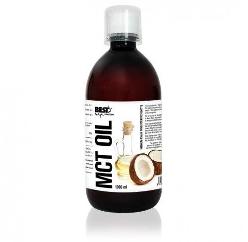 Aceite vegetal Best Protein MCT Oil 1.000ml.