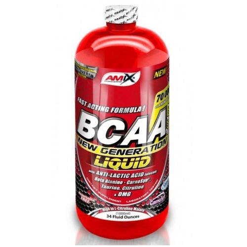 Aminoacidos Amix BCAA New Generation Liquid 1000ml.