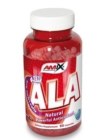 Antioxidants - Amix Ala® Alpha Lipoic Acid (60 Caps)
