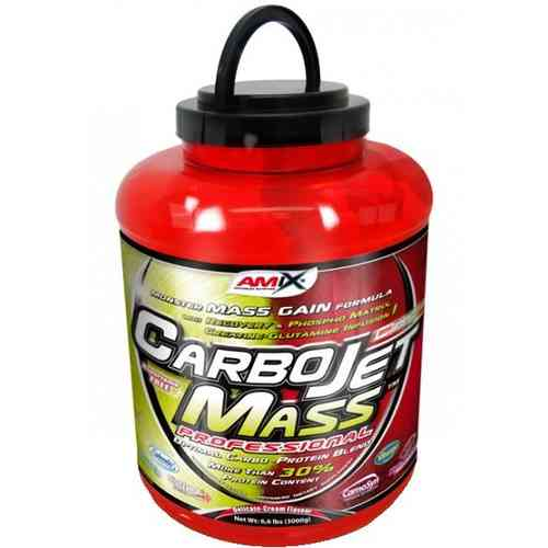 Glucides - Carbojet Mass (3000 G)
