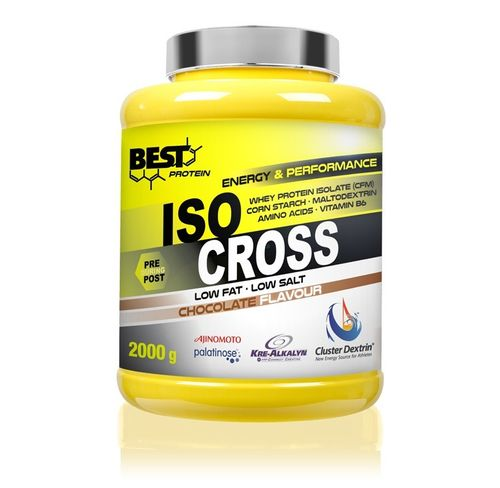 Carbohidratos Best Protein Iso Cross 2kg.