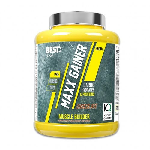 Glucides - Maxx Gainer 40% (2500 G)