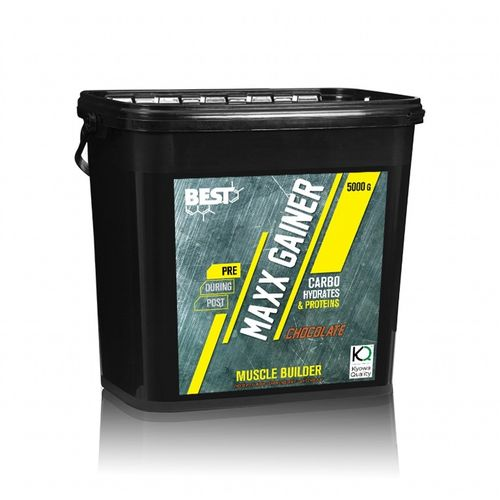 Glucides - Maxx Gainer 40% (5000 G)