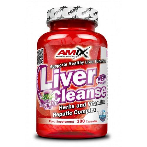 Vitamins & Minerals - Liver Cleanse (100 Tabl.) Protector Hepa