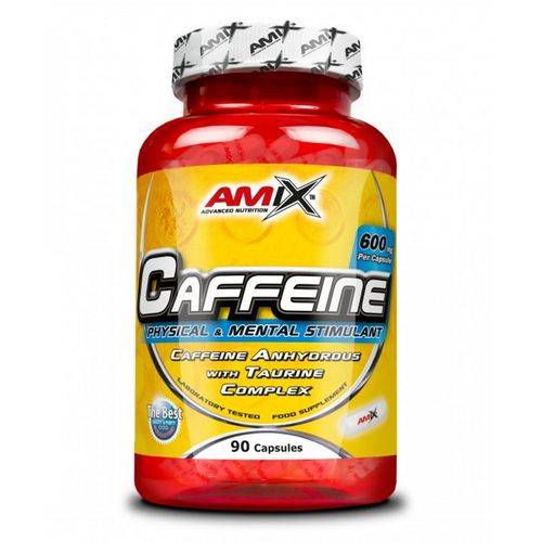 Energy - Caffeine With Taurine (90 Cps)