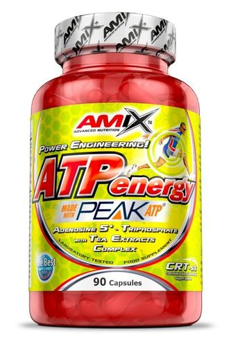 Energeticos - Atp Energy Peak Atp (90 Caps)