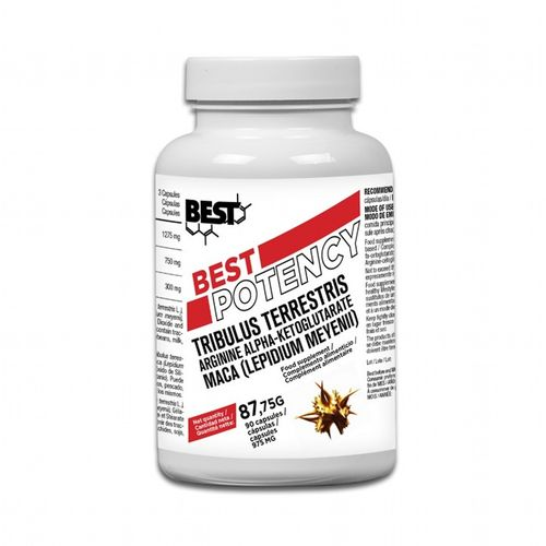 Formule Anabolique Naturelle - Best Potency 90 Cap.