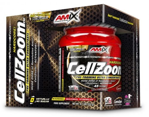 Formula Anabolica Natural - Cellzoom (315 Gr)