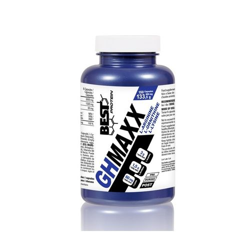 Formula Anabolica Natural Best Protein GH Maxx 150caps.