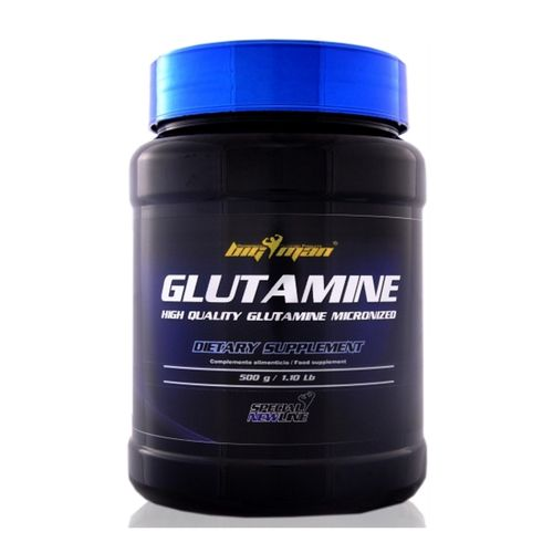 L-Glutamina Big Man Glutamina 500gr.
