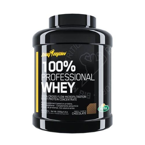 100% Professional Whey 2268gr. Big Man