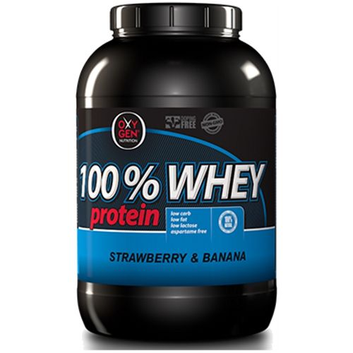 Proteins - 100% Whey Protein (2.270 Kg.)