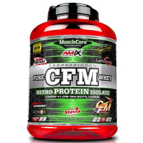 Proteins - Cfm® Nitro Protein Isolate (2kg.)