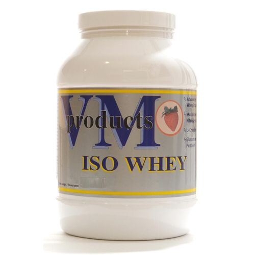 Proteinas VM Iso Whey chocolate 750gr.