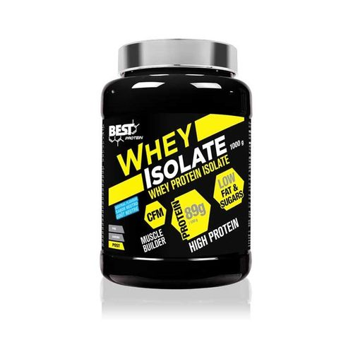 Proteins -Whey Isolate (1000gr. no flavour)