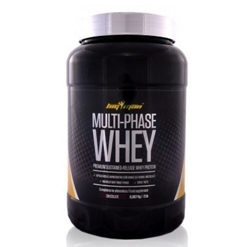 Proteinas Big Man MultiPhase Whey 907gr