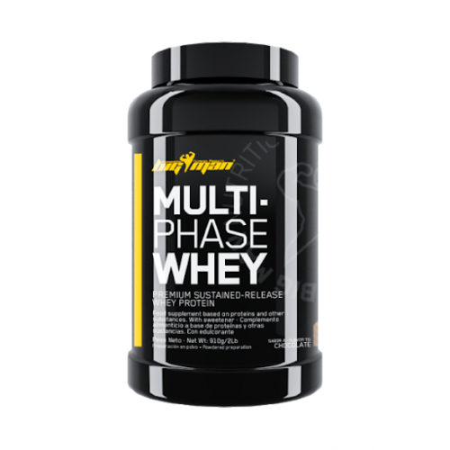 Proteinas BigMan Nutrition MultiPhase Whey 907gr