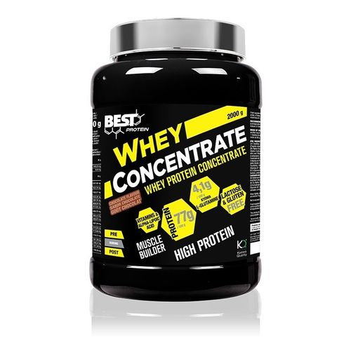 Proteinas Best Protein Whey Concentrated 2kg.
