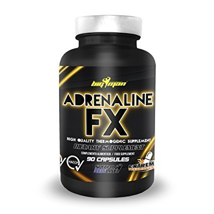 Fat Burners - Adrenaline Fx (90 Caps.) Thermogenic