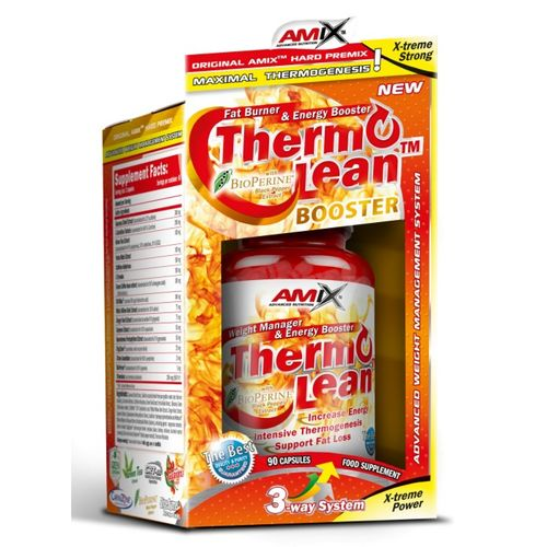 Fat Burners - Amix ThermoLean 90 caps