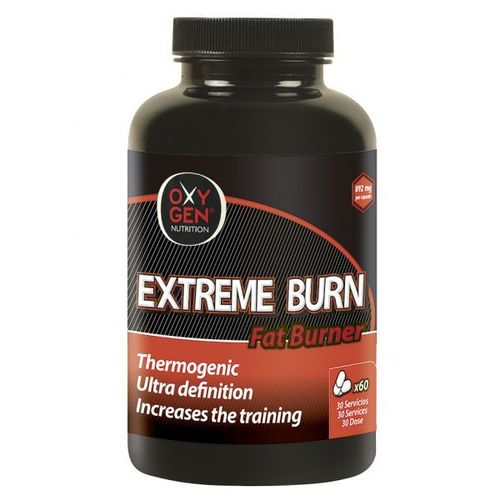 Fat Burners - Extreme Burn 60caps.