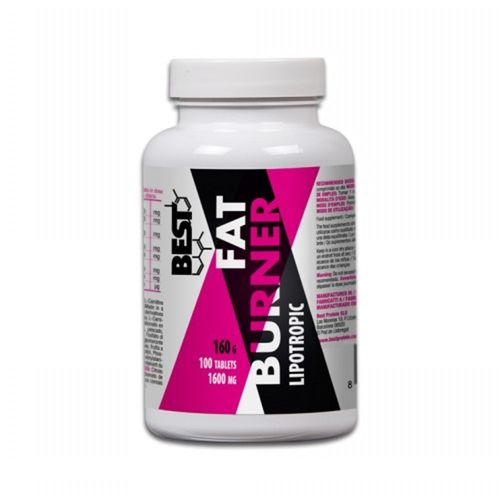 Quemadores de Grasa Best Protein Fat Burners 100tabl.