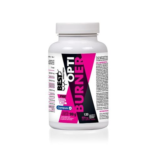 Fat Burners - Opti Burner (120 Cps)