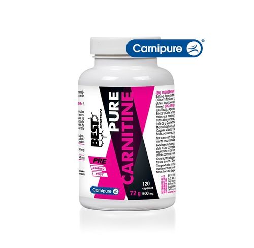 Fat Burners - Pure Carnitine (120 Caps)