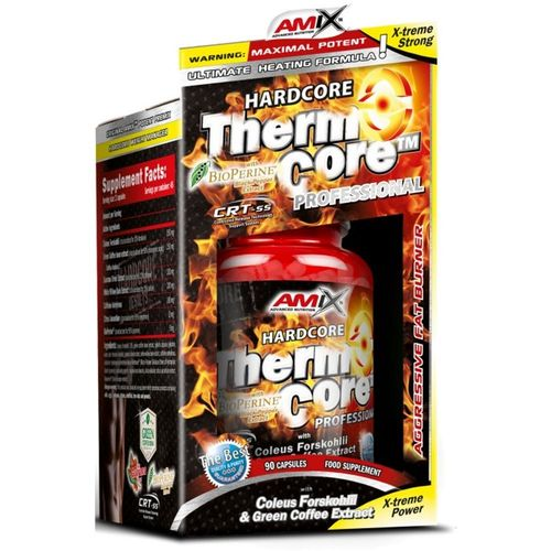 Fat Burners - Amix Thermocore 90caps.