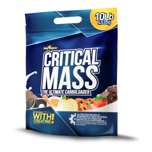 Carbohydrates - Critical Mass 4,5kg (10lb)