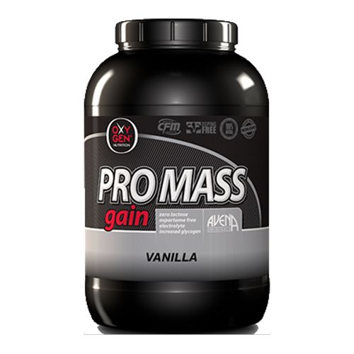 Carbohydrates - Pro Mass 4lbs (1850 Gr)