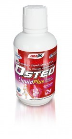 Tendones Y Articulaciones - Amix Osteo Liquid Plus 480ml.