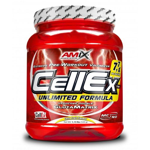 Vasodilatadores Amix Cellex® Unlimited 520gr.