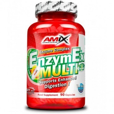 Vitamins & Minerals - Amix™ EnzymEx Multi (90 Cps)