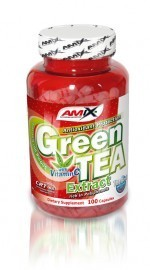 Vitamins & Minerals - Green Tea Extract (100 Cps)