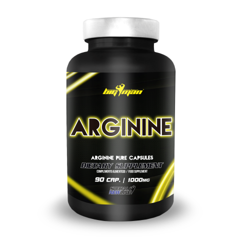 Aminoacids Big Man Nutrition Arginine 90 caps