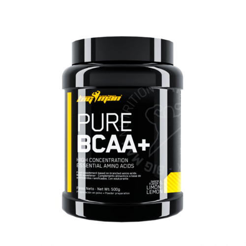 Aminoacids - Pure BCAA 500gr. Big Man Nutrition