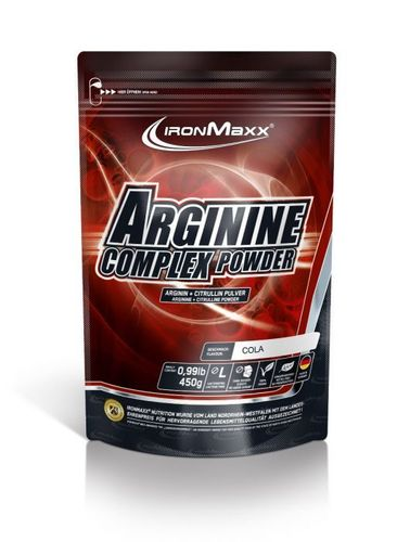 Ironmaxx Arginina Complex Powder Bag 450g