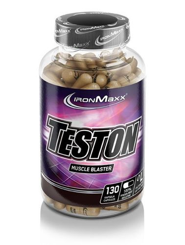 Ironmaxx Teston® (130 caps.)