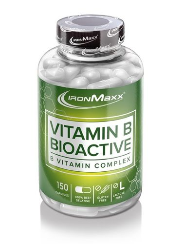 Ironmaxx Vitamina B Bioactive