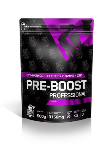 Ironmaxx Pre Boost Professional 500gr. bolsa de German Forge