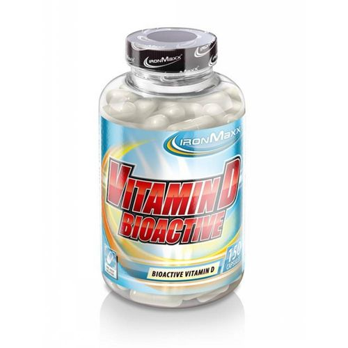 Ironmaxx Vitamina D Bioactive