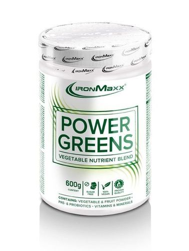 Ironmaxx Power Greens 600gr.