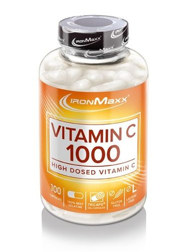 Ironmaxx Vitamina C 1000