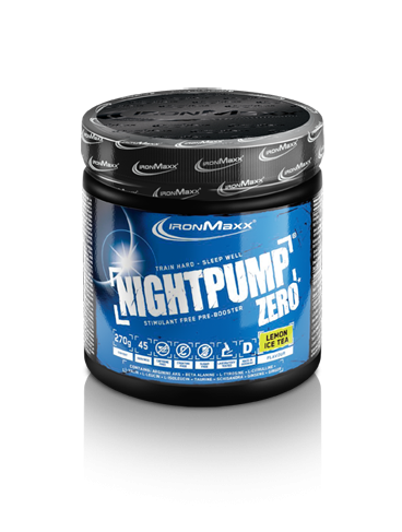 Ironmaxx Night Pump Zero 270gr.