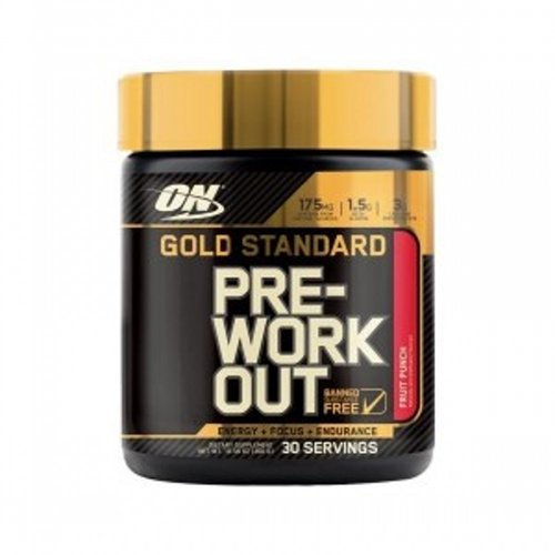 Prework out  Gold Standard Pre-Workout 330 gr